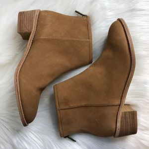 Chinese Laundry Maddox Stacked Heel Bootie
